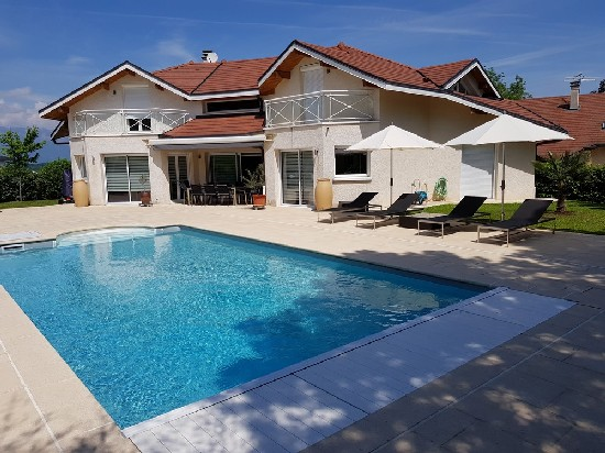vente villa ST JULIEN EN GENEVOIS 6 pieces, 220m
